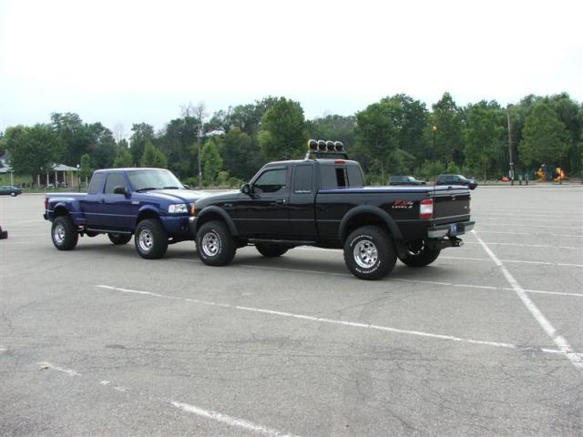 2005 body lift - Ranger-Forums - The Ultimate Ford Ranger ...